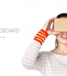 Belajar Di Kelas Dengan Google Cardboard
