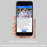Sync, Aplikasi Ala Whatsapp Untuk Warga Pendidikan dan Ibu Bapa